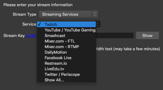 OBS Studio Another Useful Live Streaming Tool